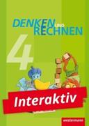 Denken und Rechnen Interaktiv 4 - Cover