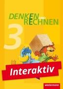 Denken und Rechnen Interaktiv 3 - Cover